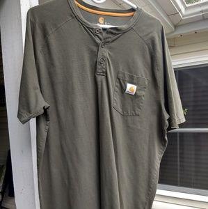 Carhartt Button-Up Pocket tee
